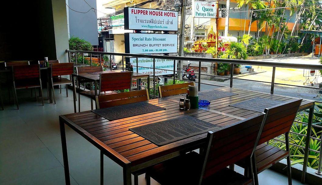 Flipper House Hotel Pattaya | 3 Unterkunft in Naklua Beach von $41